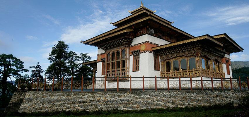 Druk Wangyel Lhakhang at Dochula