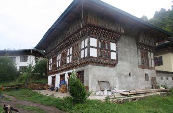 Chencho Dema farm house