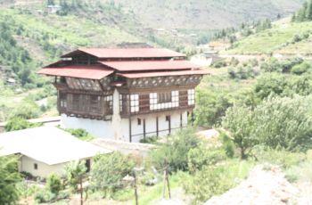 Dechen Wangmo Farm house