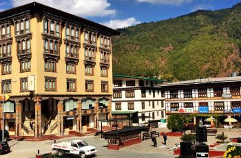Hotel Thimphu Tower